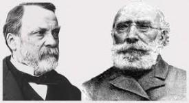 Teoría de los Gérmenes -Pasteur (se le enseña a los estudiantes modernos)